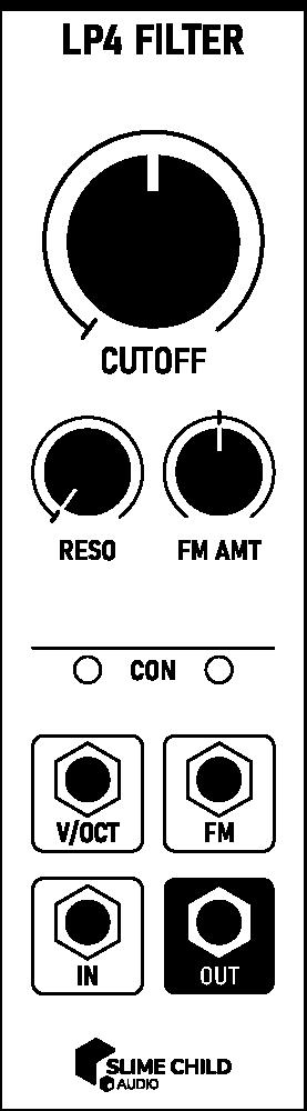 LP4 Filter Outline Outline