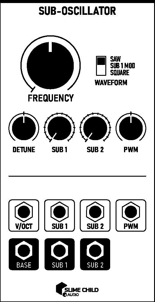 Sub-Oscillator Outline Outline